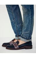Free People Merit Loafer Slip On - Lyst