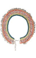 Venessa Arizaga Dharma Necklace - Lyst