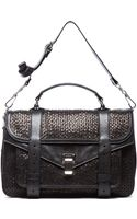 Proenza Schouler Medium Woven Leather Bag - Lyst