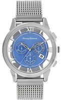 Tommy Bahama Mens Swiss Chronograph Stainless Steel Mesh Bracelet 42mm - Lyst