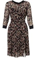 NW3 By Hobbs Butterfly Dress - Lyst