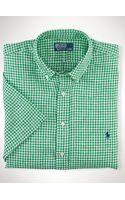 Polo Ralph Lauren Classic-fit Linen Sport Shirt - Lyst