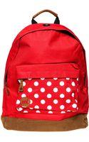 Mi-pac The Polkadot Backpack - Lyst