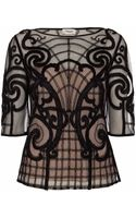Temperley London Catroux Top - Lyst