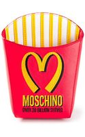 Moschino Embroidered Fries Shoulder Bag - Lyst
