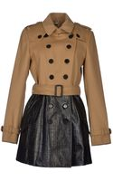 Burberry London Coat - Lyst
