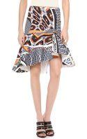 Clover Canyon Cuban Tile Skirt - Lyst