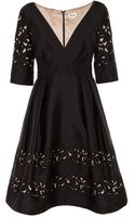 Temperley London Luz Vneck Dress - Lyst