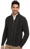 Tommy Bahama Bridgedeck Full Zip Sweater - Lyst
