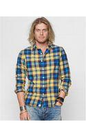 Denim & Supply Ralph Lauren Cyrus Madras Plaid Shirt - Lyst