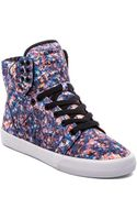 Supra Skytop Sneaker - Lyst
