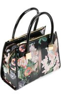 Ted Baker Opulent Bloom Print Tote Bag - Lyst