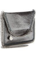 Stella McCartney Falabella Fauxleather Shoulder Bag - Lyst