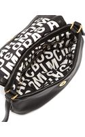 Marc By Marc Jacobs Classic Q Percy Flap Crossbody Bag Black - Lyst