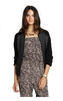 BCBGeneration Quilted Bomber Jacket - Lyst