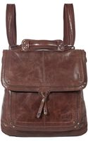 The Sak Ventura Leather Backpack - Lyst
