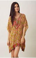 Tolani Silk Printed Sabreena Dress - Lyst