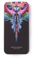 Marcelo Burlon County Of Milan Iphone 5 Printed Case - Lyst