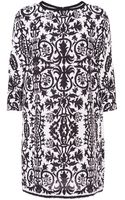 Martin Grant Tunic Dress - Lyst