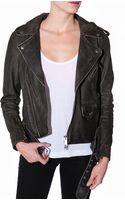 Lot78 Vintage Leather Jacket - Lyst