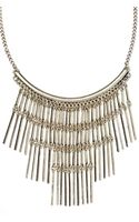 Nasty Gal Hang Out Necklace - Lyst