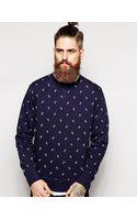 Penfield Sweatshirt with Hound Print - Lyst
