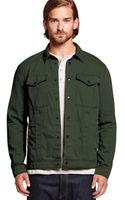 Michael Stars Shirt Jacket - Lyst