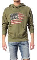 Denim & Supply Ralph Lauren Sweatshirt M14 Klwph Cltfy A3rmy Ls Shawl Popover Hood - Lyst