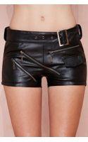 Nasty Gal Nightwalker Shorts - Lyst