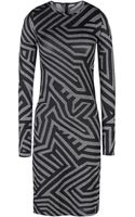 Gareth Pugh Short Dress - Lyst