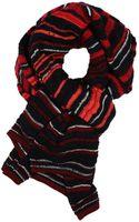 M Missoni Scarf Wool Jaquard - Lyst