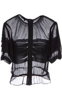 Catherine Deane Blouse - Lyst