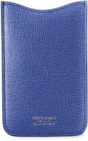 Giorgio Armani Classic Phone Case - Lyst