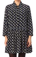 Dress Gallery Shirt Dress Rachel - Lyst