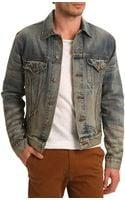 Denim & Supply Ralph Lauren Blue Denim Jacket - Lyst