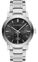 Burberry Stainless Steel Watch Black - Lyst