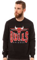 Mitchell & Ness The Chicago Bulls Marbled Sweatshirt - Lyst