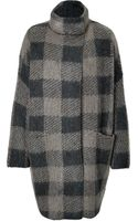 Rag & Bone Cammie Sweater Coat - Lyst