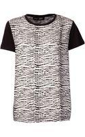 Proenza Schouler Tie Dye Tshirt - Lyst