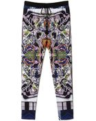 Clover Canyon Swirling Scarf Pant - Lyst