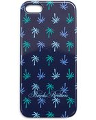 Brooks Brothers Palm Tree Iphone 6 Case - Lyst