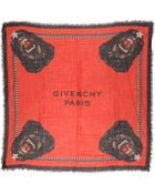 Givenchy Square Scarf - Lyst
