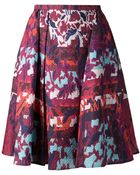 Peter Pilotto 'Emma' Skirt - Lyst