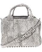 Alexander Wang Rockie Pebbled Bag - Lyst