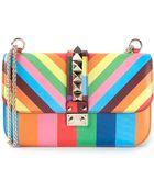 Valentino 'Glam Lock' Shoulder Bag - Lyst
