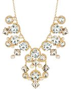 Kate Spade Palace Gems Statement Necklace - Lyst