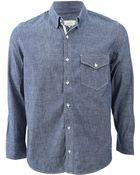 Rag & Bone Selvage Chambray Shirt - Lyst