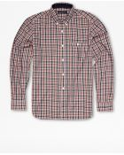 French Connection Lifeline Checked Shirt - Lyst