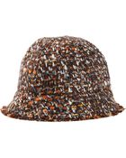 Dolce & Gabbana Bouclé Knit Hat - Lyst