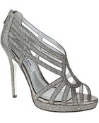 Nina Forest High Heel Sandals - Lyst